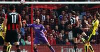 Glenn Murray: Scores the opening goal