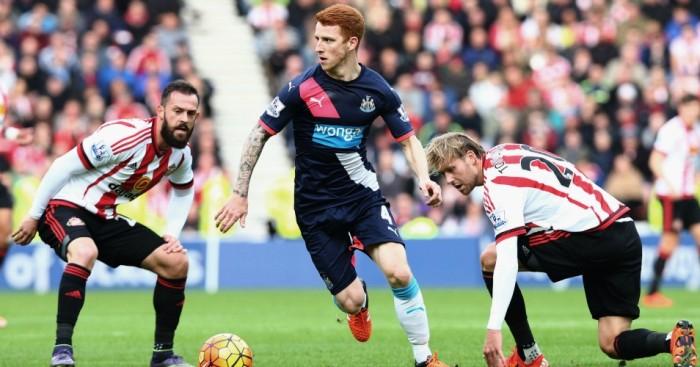 Jack Colback: Injured during Newcastle United's defeat at Sunderland