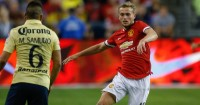 James Wilson: Striker could be set for a move away from Old Trafford