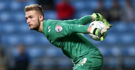 Joel Coleman: Oldham goalkeeper tracked by Aston Villa