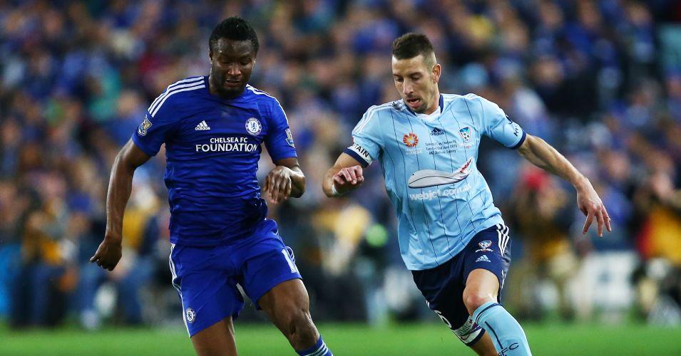 John Obi Mikel: Chelsea midfielder could be on his way to Besiktas