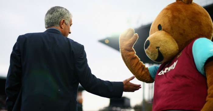 Jose Mourinho: Could be sacked by Chelsea next weekend