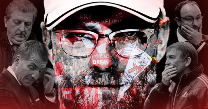 Jurgen Klopp: New Liverpool manager