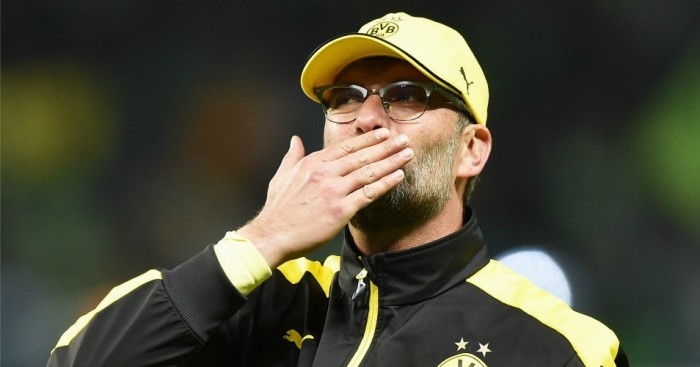 Jurgen Klopp: New Liverpool man