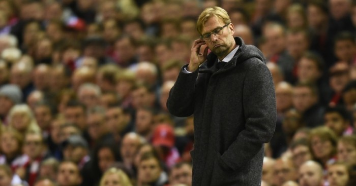 Jurgen Klopp: Manager needs to revamp Liverpool squad