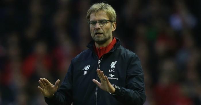 Jurgen Klopp: Liverpool host Crystal Palace on Sunday