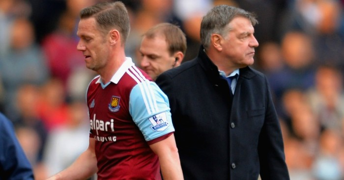Kevin Nolan: A player again