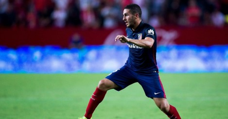 Koke - Midfielder targeted by Manchester United and Chelsea