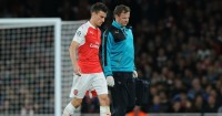 Laurent Koscielny: Arsenal defender could return at Watford