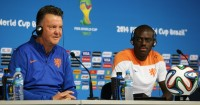 Louis van Gaal: Could be reunited with Bruno Martins Indi
