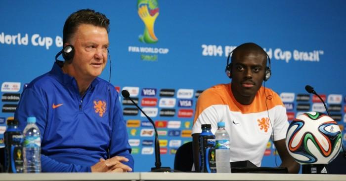 Louis van Gaal: Could be reunited with Bruno Martins Indi