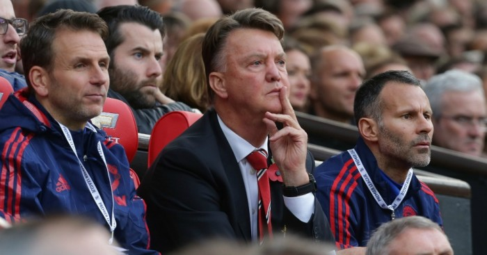 Louis van Gaal: Did not discuss Wayne Rooney's performance for Manchester United