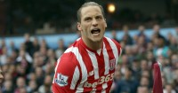 Marko Arnautovic: Enjoys playing away from home with Stoke City