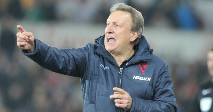 Neil Warnock: Charged with turning around Cardiff form