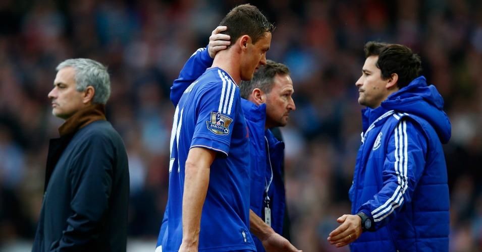 Nemanja Matic: Sent off for Chelsea at West Ham