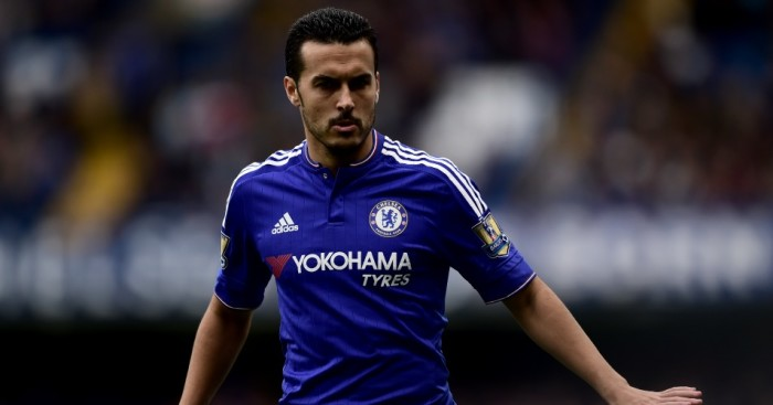 Pedro: Reported to want out of Chelsea