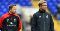 Pepijn Lijnders (l): Liverpool development coach