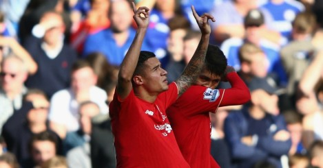Philippe Coutinho: Has impressive record against Manchester City