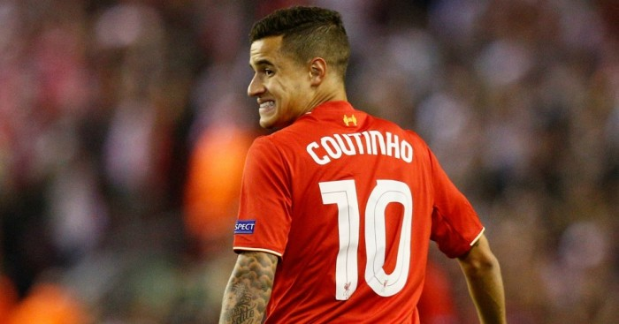 Philippe Coutinho: Set to return for Liverpool against Crystal Palace