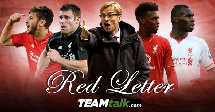Red Letter: Our new weekly Liverpool blog