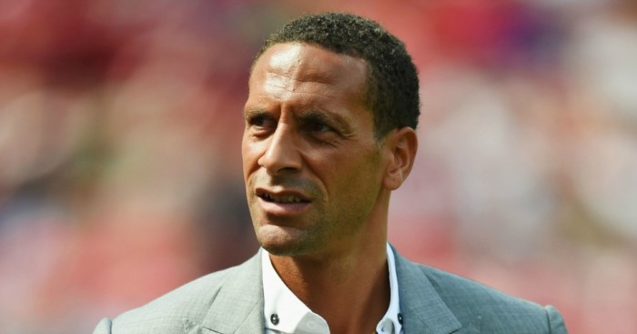 Rio Ferdinand: Names Arsenal's perfect signing