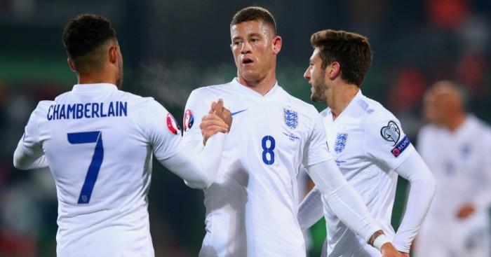 Ross Barkley: Good season for Everton and England so far