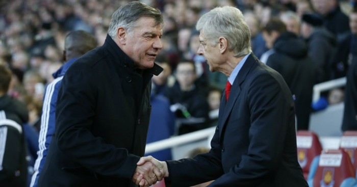 Arsene Wenger: Says two are similar