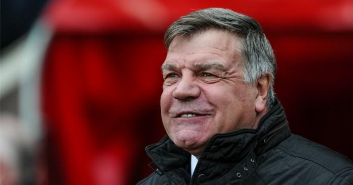 Sam Allardyce: Plenty to smile about