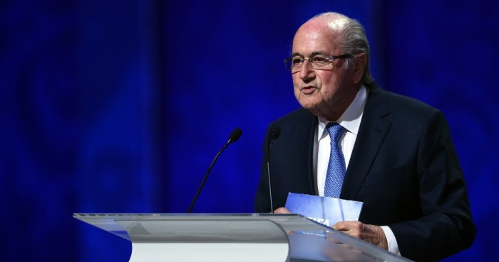Sepp Blatter: Appealed against 90-day suspension