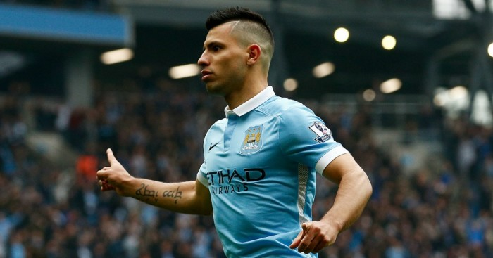 Sergio Aguero: Scored five for Manchester City against Newcastle