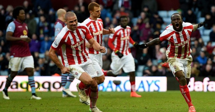 Stoke City: Won at Aston Villa last season