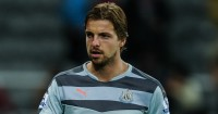 Tim Krul: Suffered knee injury while playing for Holland on Saturday
