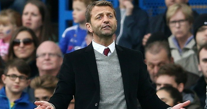 Tim Sherwood: Sacked by Aston Villa after sixth straight defeat