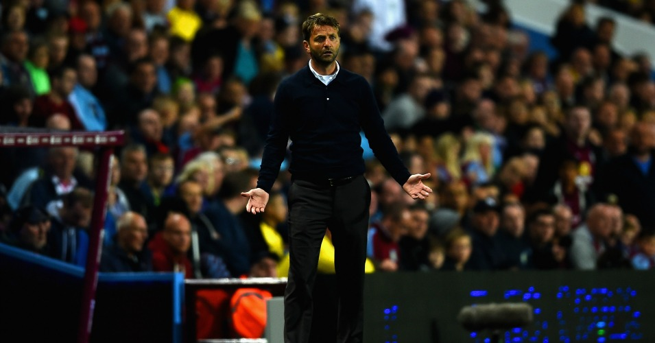 Tim Sherwood: Manager says he learned a lot at Aston Villa