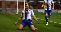 Tom Bradshaw: Scored in Walsall's win over Burton