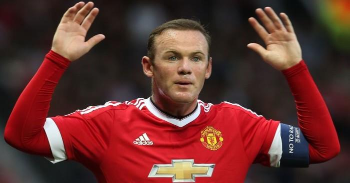 Wayne Rooney Manchester United TEAMtalk