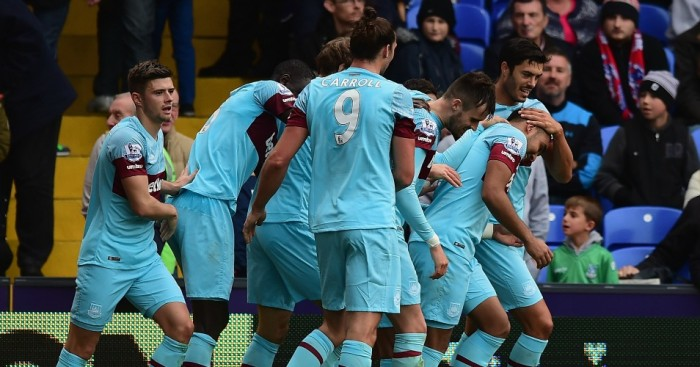 West Ham: Best ever start to Premier League season