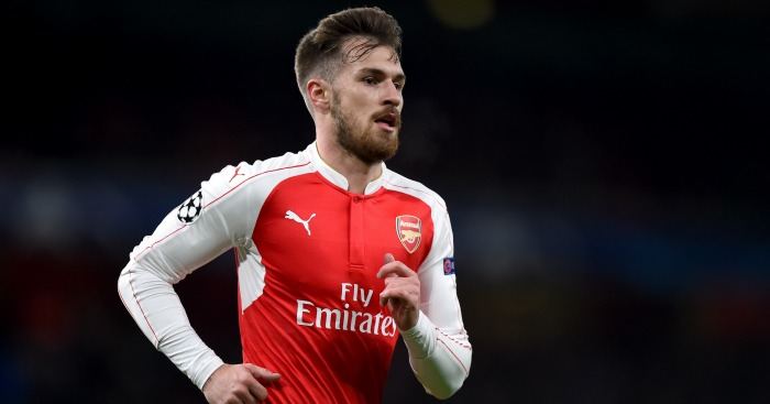 Aaron Ramsey: Acknowledges frustration that Arsenal have fallen behind