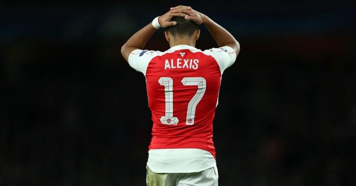 Alexis Sanchez: Stormed out after Norwich win