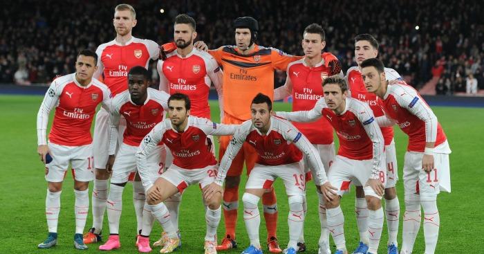 Arsenal team: Alexis Sanchez and Mesut Ozil the stars against Dinamo Zagreb