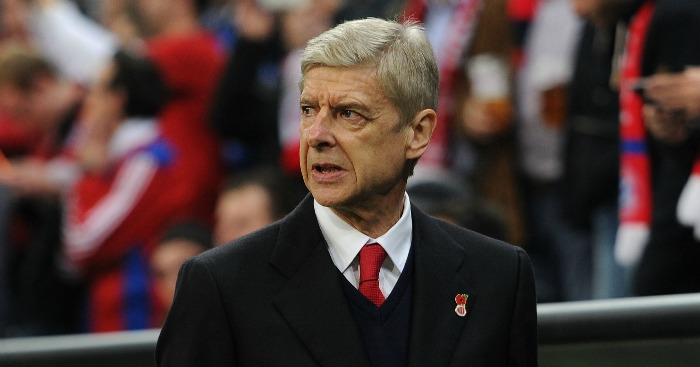 Arsene Wenger: Confident in his Arsenal players