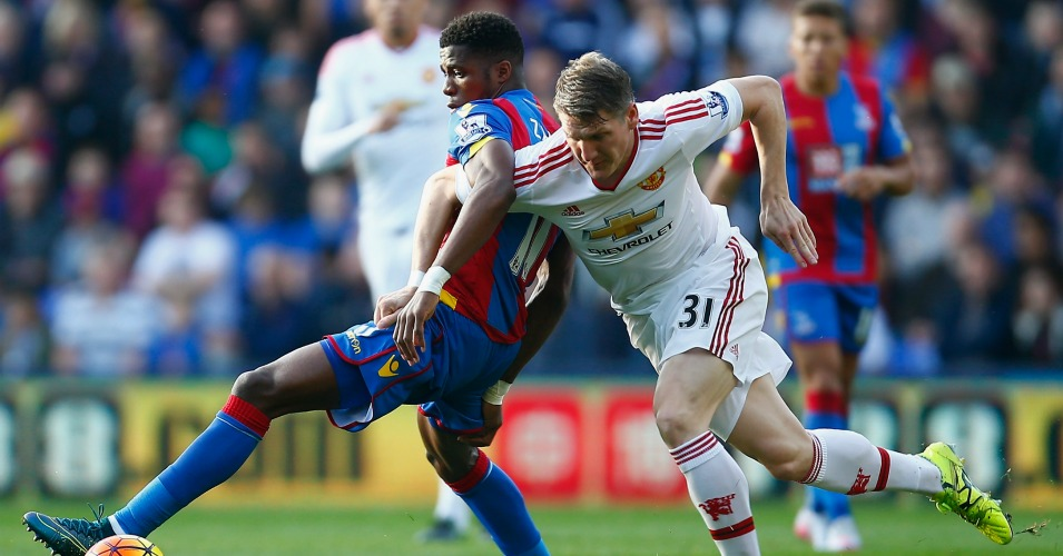 Drought: United have failed to score in over five hours of football