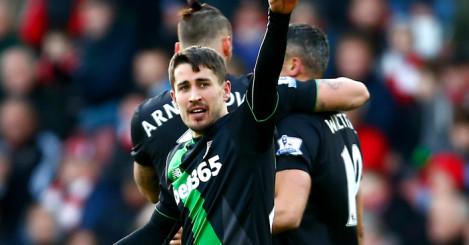 Bojan Krkic: Insists he's settled at Stoke