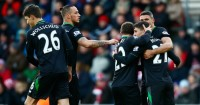 Stoke City: Celebrate Bojan's goal at Southampton