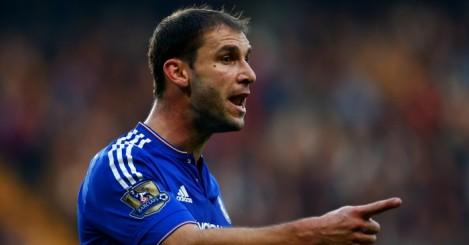 Branislav Ivanovic: Set to extend his Chelsea stay