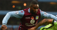 Charles N'Zogbia: Set to leave Villa Park
