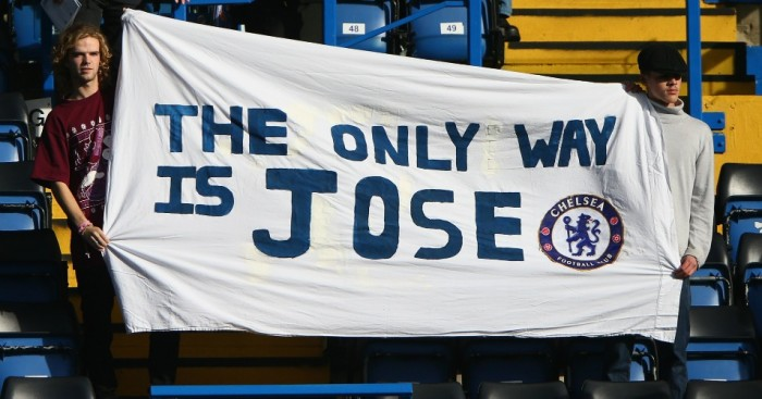 Chelsea fans: Support for Jose Mourinho keeping him in a job