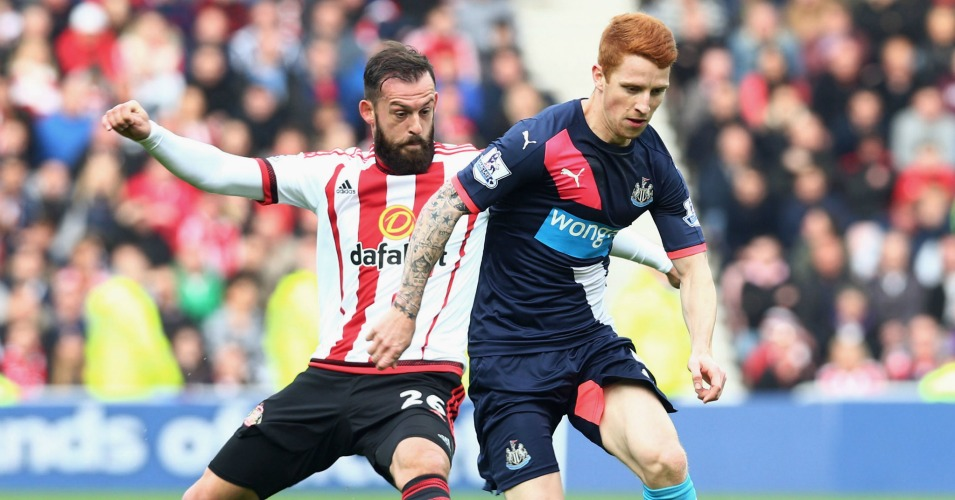 Jack Colback: Midfielder could be out for up to six weeks