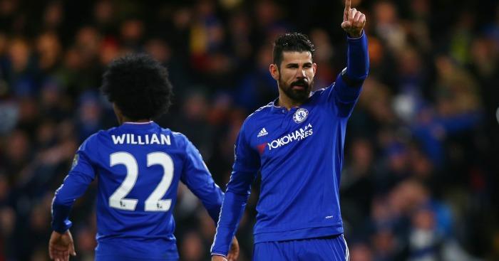 Diego Costa: Broke the deadlock