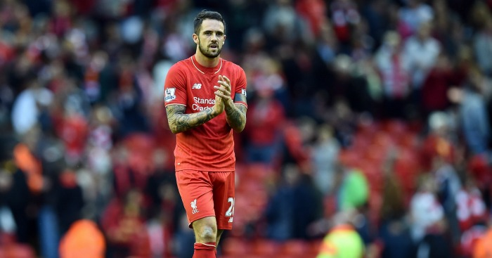 Danny Ings: Striker joined Liverpool after Burnley deal expired